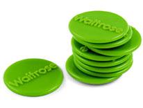 Green tokens = PE Equipment