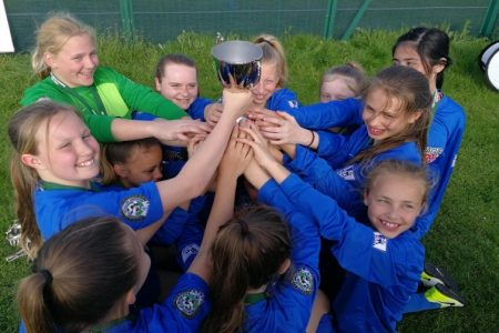 Year 7 Girls – County Cup Winners