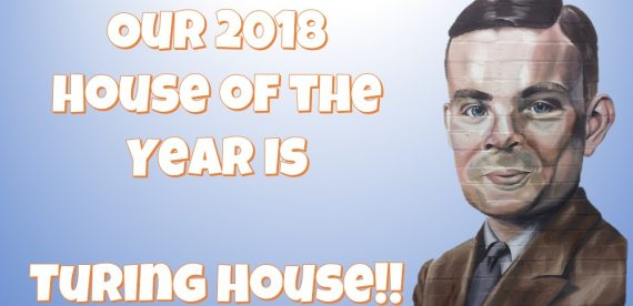 The House of the Year is…