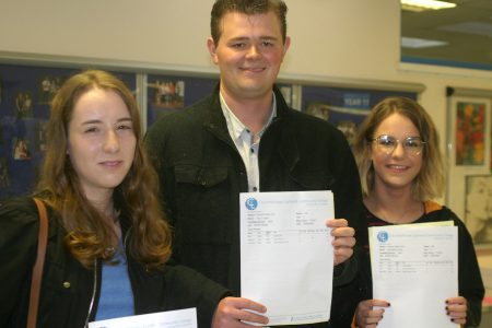 Best Ever A-Level Results at Countesthorpe Leysland Community College