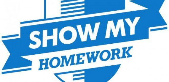 Show My Homework Login Reminders