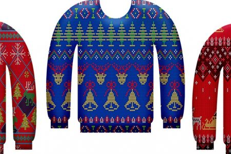 Reminder about Christmas Jumper Day 2018