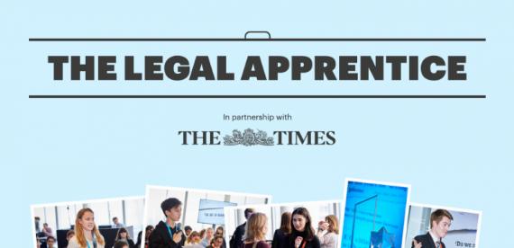 The Legal Apprentice