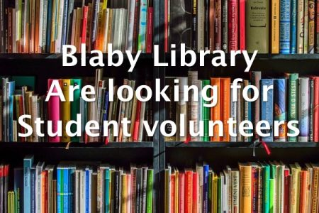 Blaby Library Volunteers