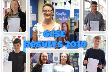 Fantastic GCSE Results!