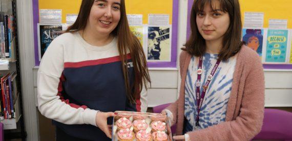 Valentine's Day Bake Sale