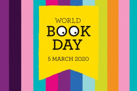 World Book Day – 5th March 2020