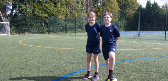 Reintroduction of PE kit for PE Lessons