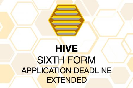 HIVE Sixth Form Application Deadline Extended
