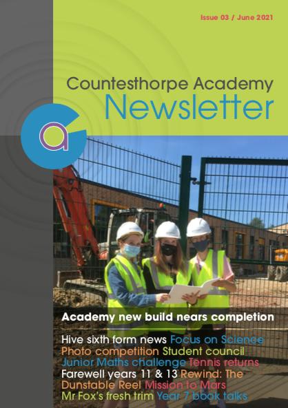 Countesthorpe Academy Newsletter – June 2021