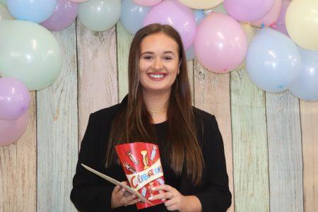 Awarding Winning Inspirational Countesthorpe Star Student