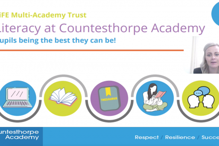 Raising the Standards of Literacy at Countesthorpe Academy