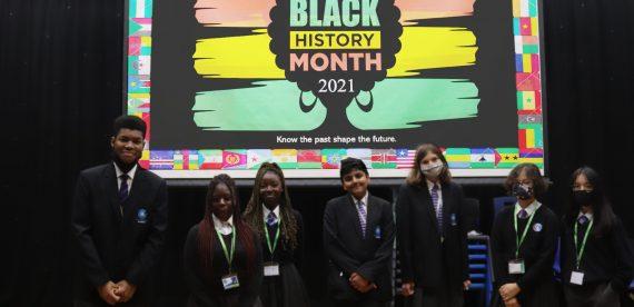 Black History Month – Student Led Assembly