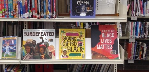 Black History Month in the Library